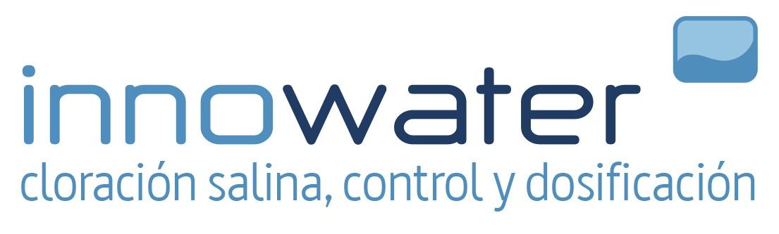 Logo Innowater - cloración salina, control y dosificación