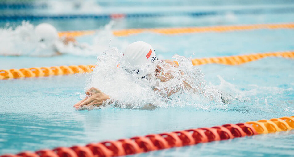 curiosidades de las piscinas olimpicas