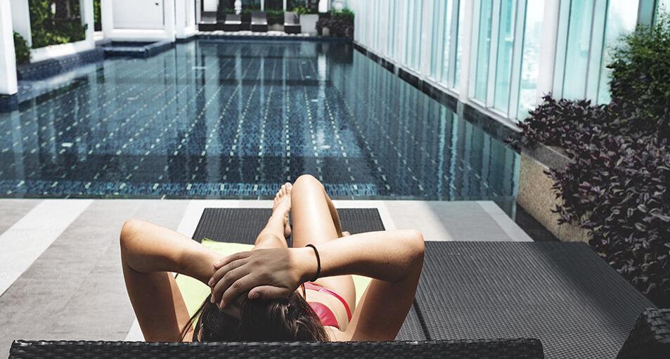 Piscina climatizada, la mejor opción para bañarse durante todo el año