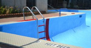 piscinas vacias