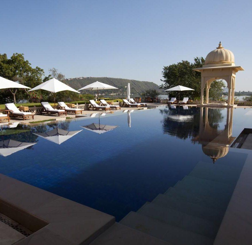 ¿Cuáles son las piscinas más lujosas del mundo?