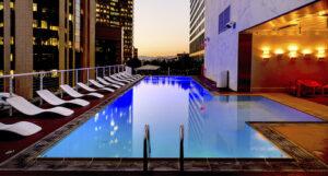 ¿Qué piscina puedo poner en un ático?