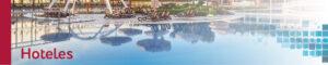 piscinas de hoteles