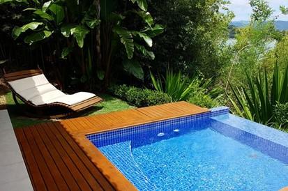 cloracion piscina privada
