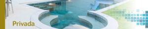 cloración salina para piscinas privadas