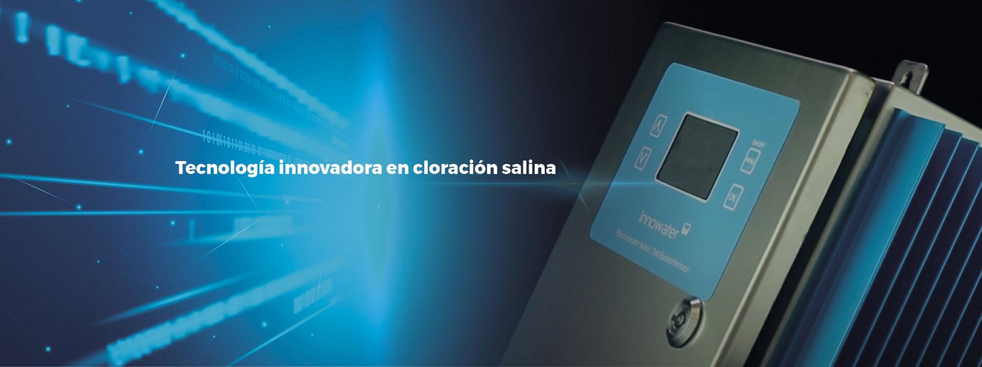 Innovacion y tecnología en cloracion salina