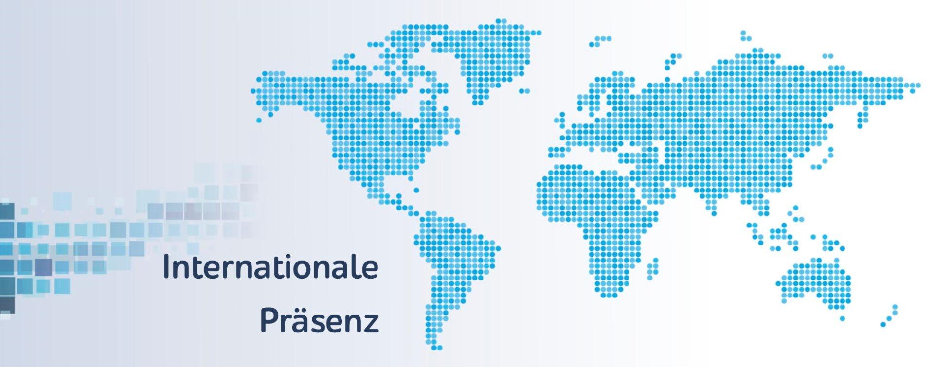 mapa internacional al